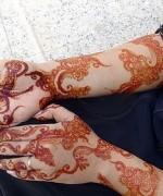 Bridal Mehndi Designs- Mehndi Designs For Brides 002