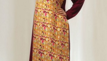 Casual Wear Dresses 2014 For Girls 0011