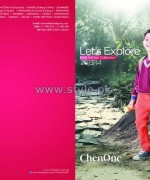 Chen One Kids Wear Collection 2014 For Winter 1