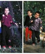 Chen One Kids Wear Dresses 2014 For Winter 8