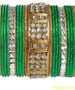 Colorful Bangles Designs 2014 For Girls 001