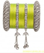 Colorful Bangles Designs 2014 For Girls 0011
