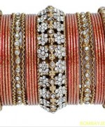 Colorful Bangles Designs 2014 For Girls 0012