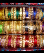 Colorful Bangles Designs 2014 For Girls 0017