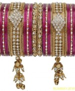 Colorful Bangles Designs 2014 For Girls 0019