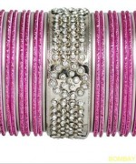 Colorful Bangles Designs 2014 For Girls 002