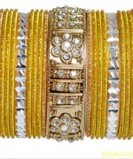 Colorful Bangles Designs 2014 For Girls 004