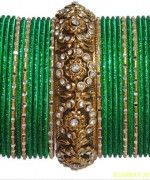 Colorful Bangles Designs 2014 For Girls 005