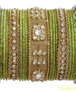 Colorful Bangles Designs 2014 For Girls 006