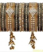 Colorful Bangles Designs 2014 For Girls 007