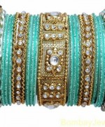 Colorful Bangles Designs 2014 For Girls 008