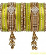 Colorful Bangles Designs 2014 For Girls 009