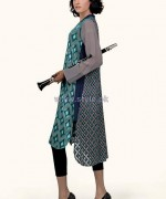 Cross Stitch Ready to Wear Dresses 2014 For Winter 1