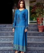 Damak Mid Winter Dresses 2014 For Women 5