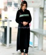 Damak Mid Winter Dresses 2014 For Women 9