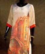 Deebaro Winter Dresses 2014 For Women 002