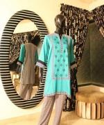 Deebaro Winter Dresses 2014 For Women 005