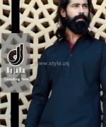 Deja Vu Kurta Shalwar Designs 2014 For Boys 1