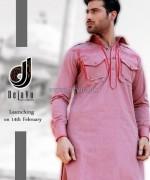 Deja Vu Kurta Shalwar Designs 2014 For Boys 2