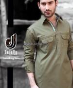 Deja Vu Kurta Shalwar Designs 2014 For Boys 3