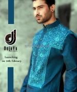 Deja Vu Kurta Shalwar Designs 2014 For Men 10