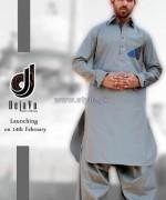 Deja Vu Kurta Shalwar Designs 2014 For Men 11
