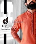 Deja Vu Kurta Shalwar Designs 2014 For Men 6