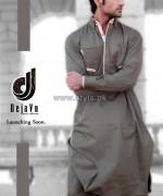 Deja Vu Kurta Shalwar Designs 2014 For Men 7