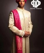 Designs Of Sherwani 2014 For Men 0015