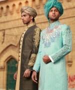 Designs Of Sherwani 2014 For Men