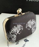 Desire Accessories Party Wear Clutches 2014 For Girls 3