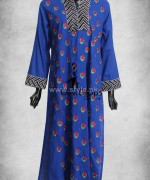 Dewdrops Couture Winter Dresses 2014 For Girls 2
