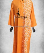 Dewdrops Couture Winter Dresses 2014 For Girls 3