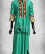 Dewdrops Couture Winter Dresses 2014 For Women 10