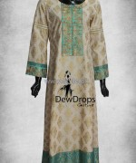 Dewdrops Couture Winter Dresses 2014 For Women 11
