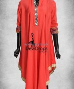Dewdrops Couture Winter Dresses 2014 For Women 7
