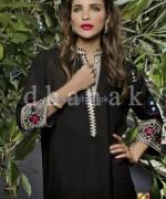 Dhanak Winter Dresses 2014 For Girls 1
