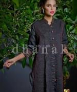 Dhanak Winter Dresses 2014 For Girls 3