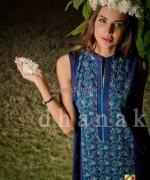 Dhanak Winter Dresses 2014 For Women 6