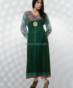 Dicha Kurti Designs 2014 For Girls 1