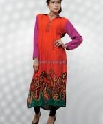 Dicha Kurti Designs 2014 For Girls and Women 6