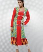 Dicha Kurti Designs 2014 For Girls and Women 7