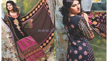Eiza by UA Textile Winter Dresses 2014 For Women 12