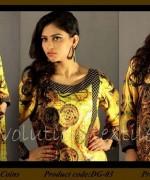 Evolution Textile Winter Dresses 2014 For Women 003
