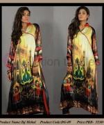 Evolution Textile Winter Dresses 2014 For Women 004