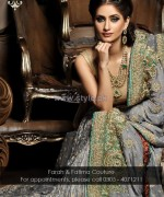 Farah and Fatima Couture Winter Dresses 2014 For Women 4