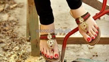 Farah and Fatima Footwear Designs 2014 For Women 9