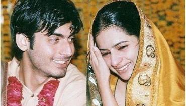 Fawad Khan Wedding Pic