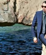 Firdous Fashion Men Dresses 2014 For Winter 3