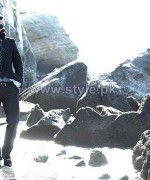 Firdous Fashion Men Suiting 2014 For Winter 10